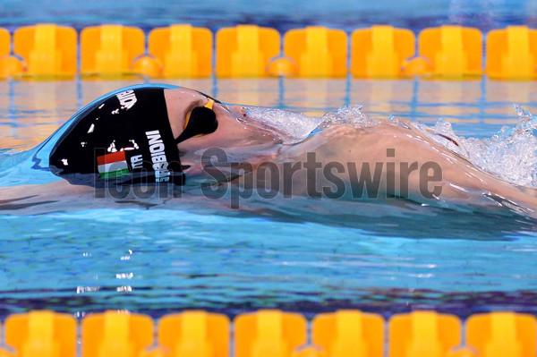 17-05-2016, London LEN European Swimming Championship In the photo:  Simone Sabbioni (Photo by Gian Mattia D'Alberto/LaPresse/Icon Sportswire) ****NO AGENTS----NORTH AND SOUTH AMERICA SALES ONLY----NO AGENTS----NORTH AND SOUTH AMERICA SALES ONLY****